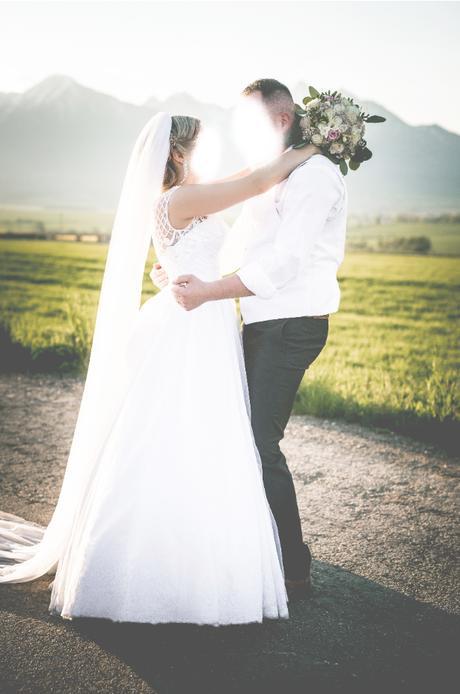 Svadobné šaty veľkosť 36-38  - Obrázok č. 4