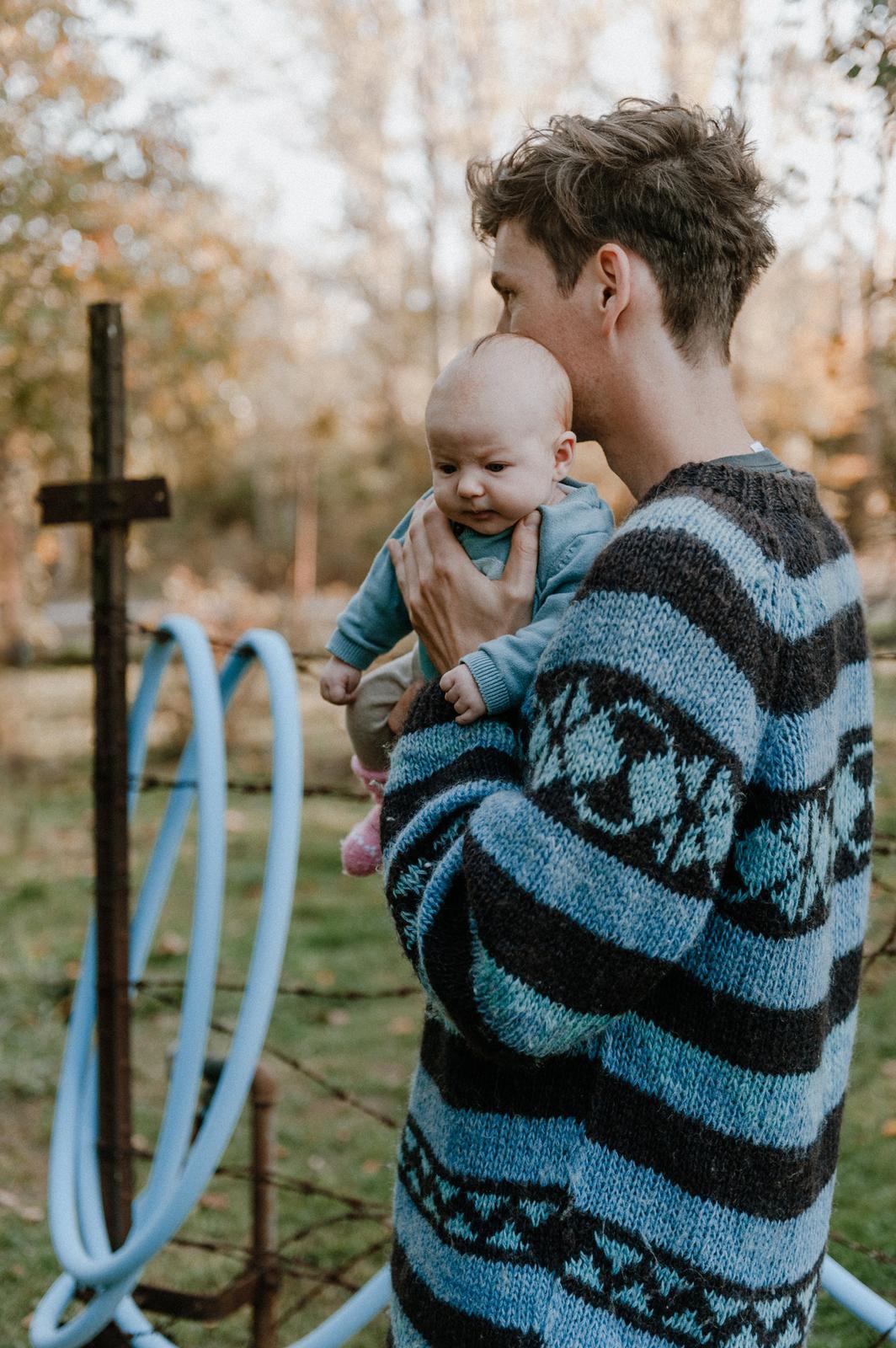 Rodinné focení s malou Žofkou 😍 - Obrázek č. 9