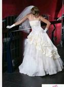 Svatební šaty, 38-42, 40