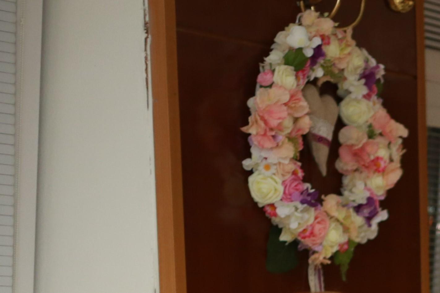 kvetový veniec - Obrázok č. 2