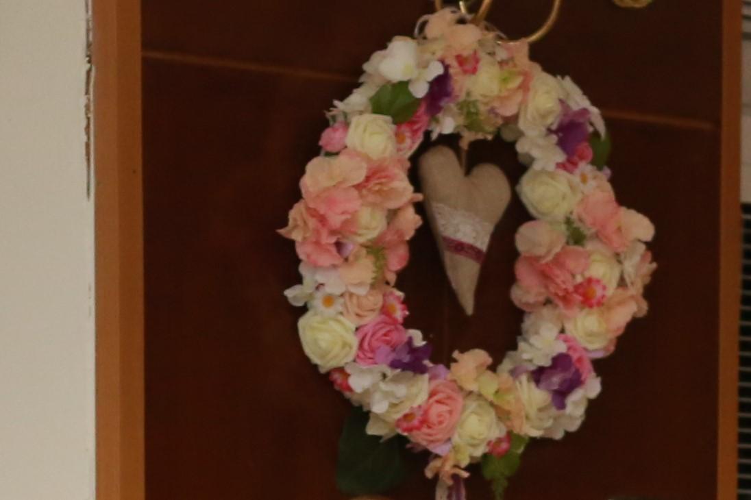kvetový veniec - Obrázok č. 1