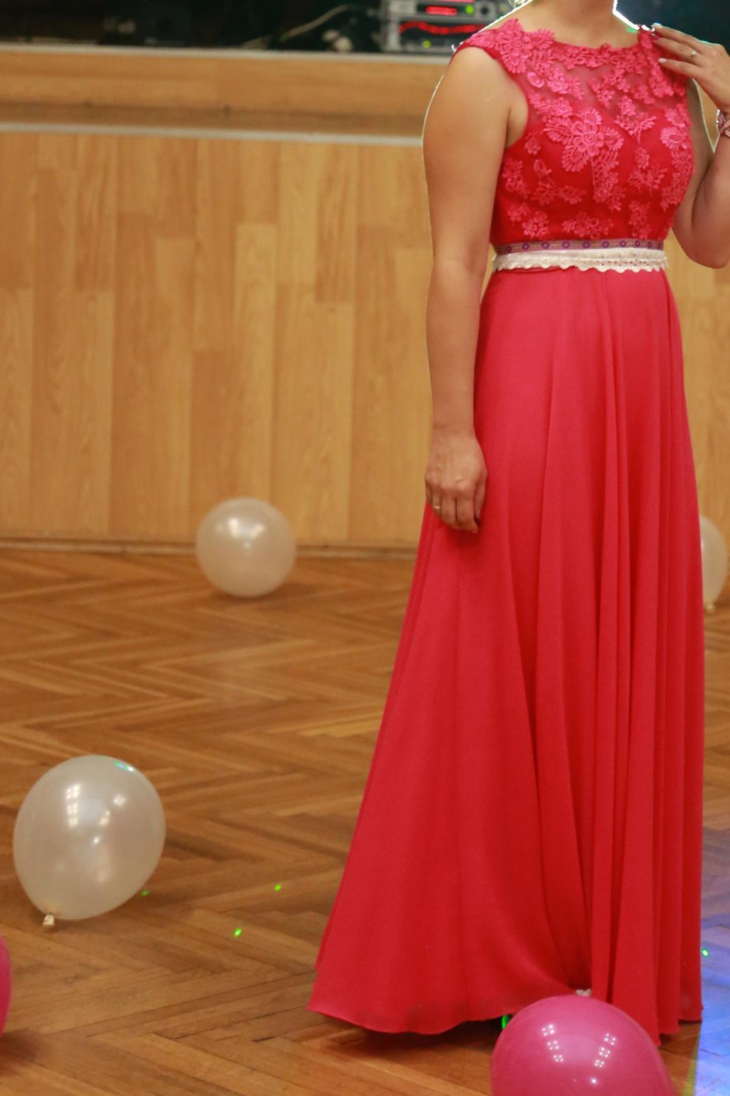 popolnočné šaty - Obrázok č. 1