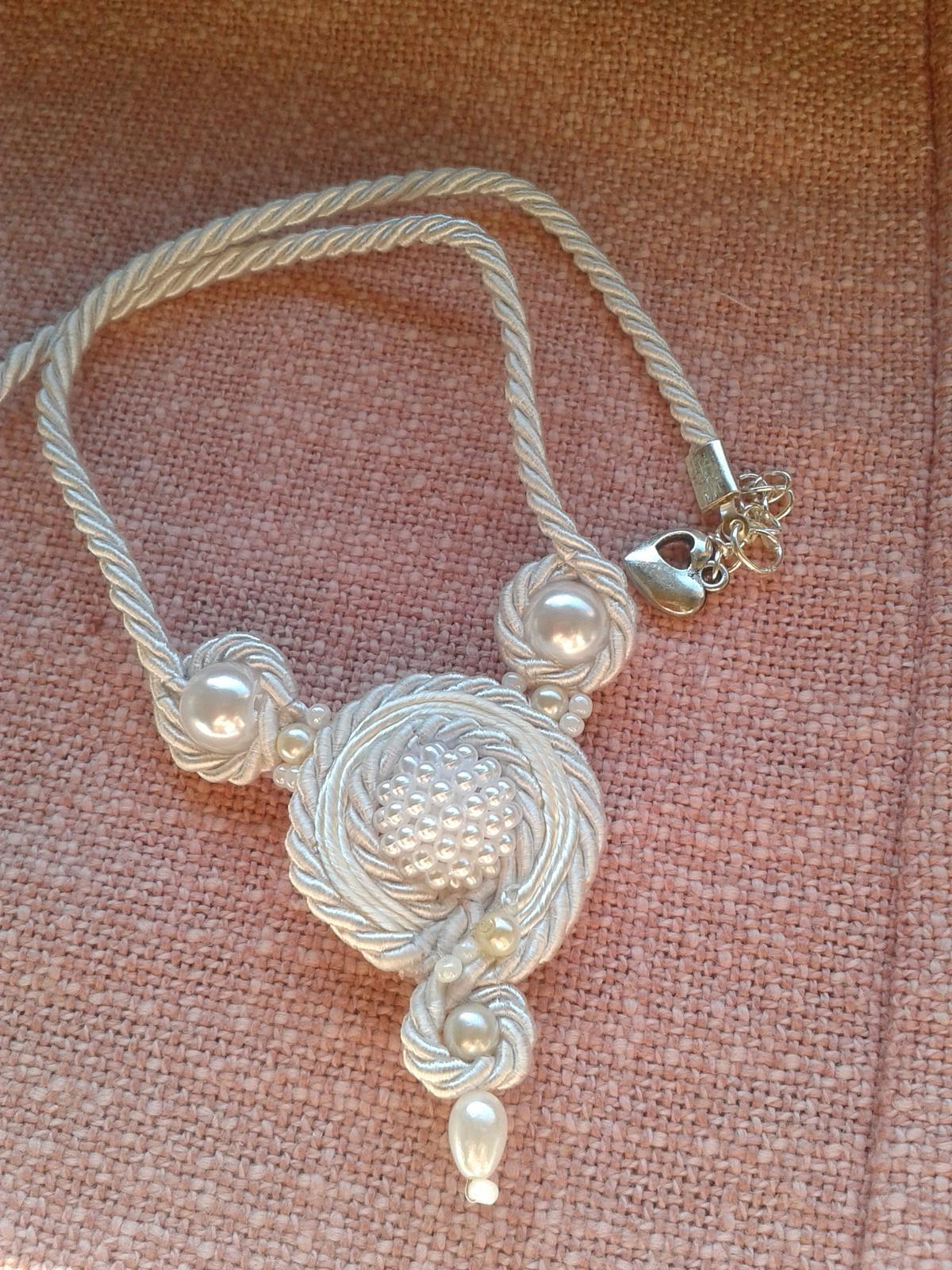 svadobný náhrdelník - Obrázok č. 1