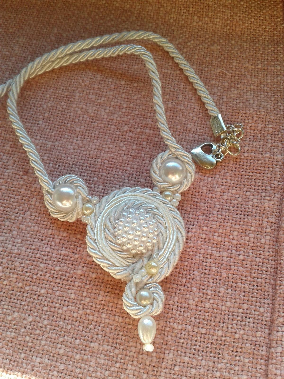 svadobný náhrdelník - Obrázok č. 2