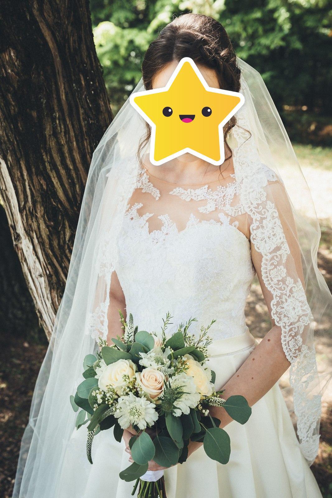 svadobné šaty značky st.patrick myrna - Obrázok č. 1