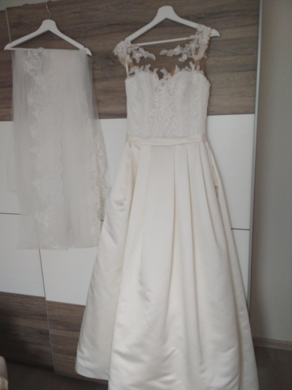 svadobné šaty značky st.patrick myrna - Obrázok č. 4