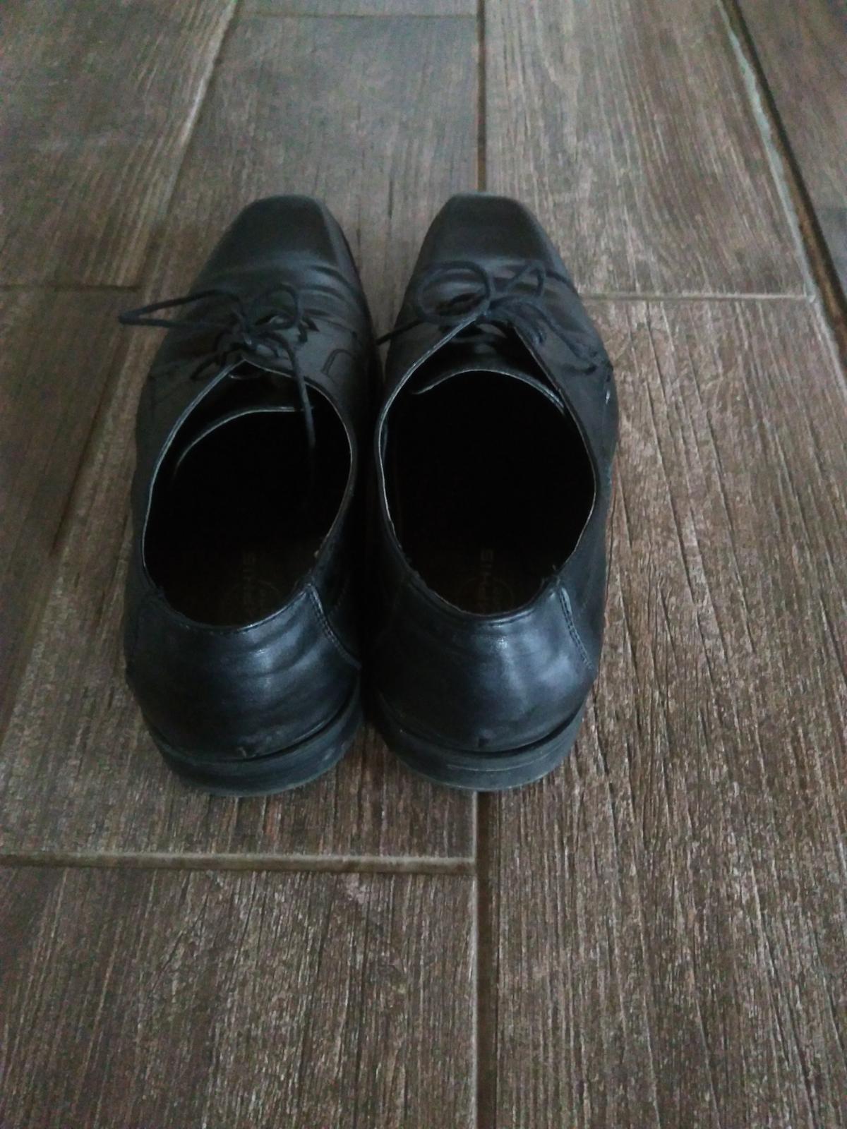 predám pánske topánky - Obrázok č. 3