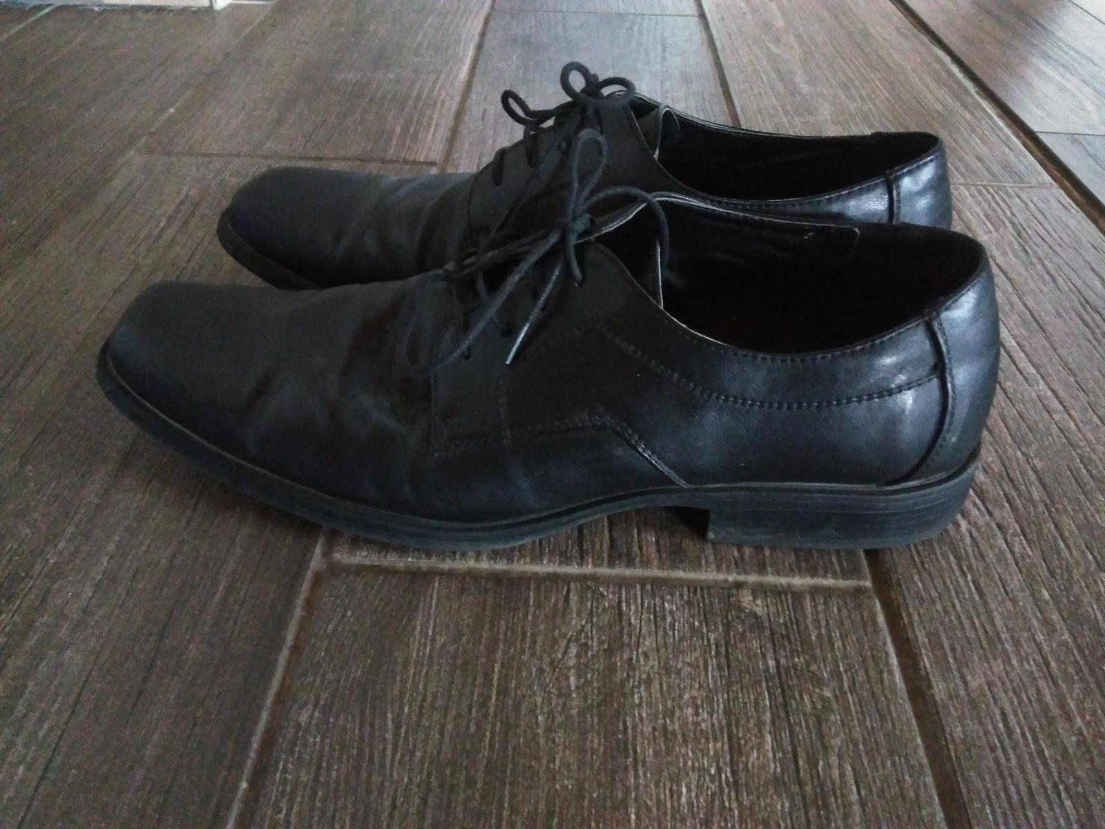 predám pánske topánky - Obrázok č. 2