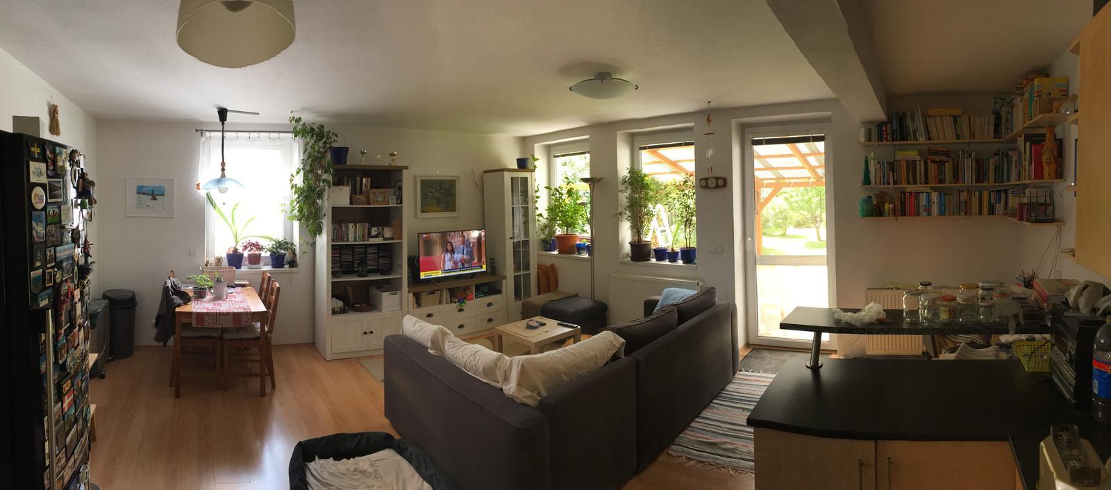Novy byt - Po 10 letech
