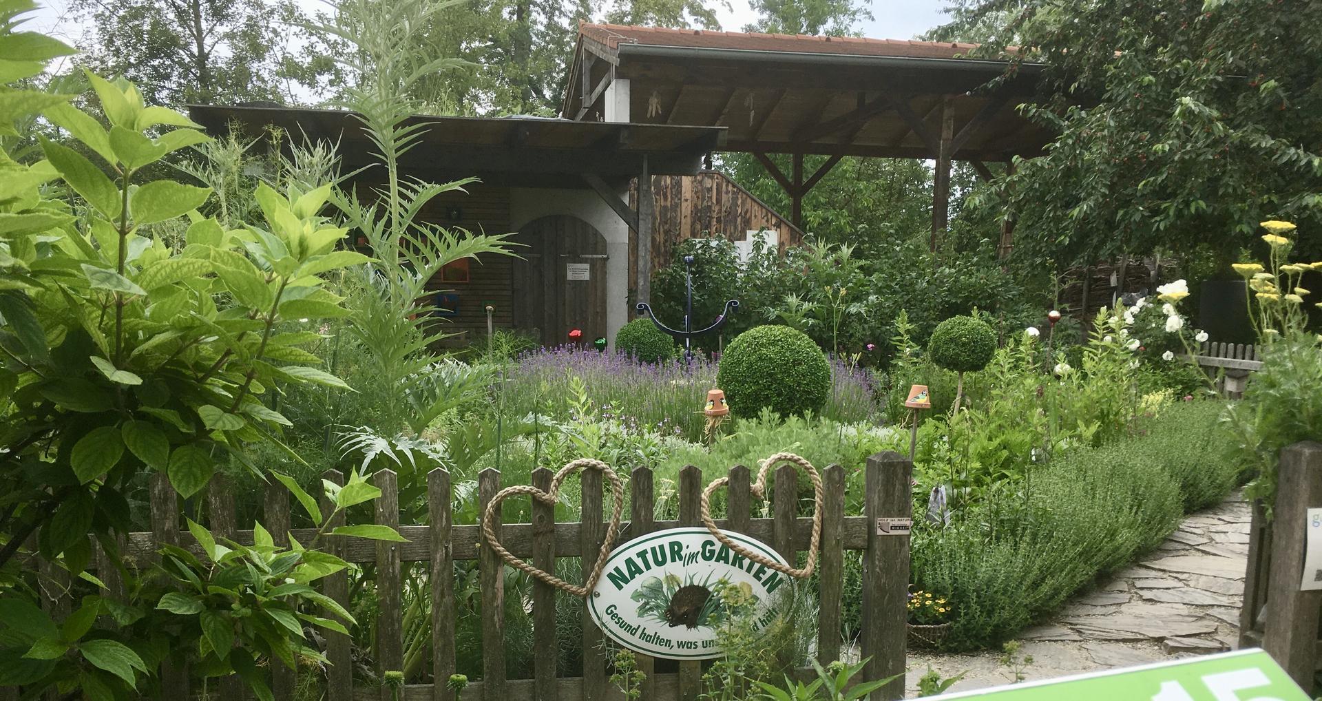 2020 😍 🌞 - Na vylete za inspiraci v zahradach v Tullnu (Rakousko)