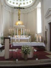 takto vyzera kostolik, v ktorom budeme mať svadbu