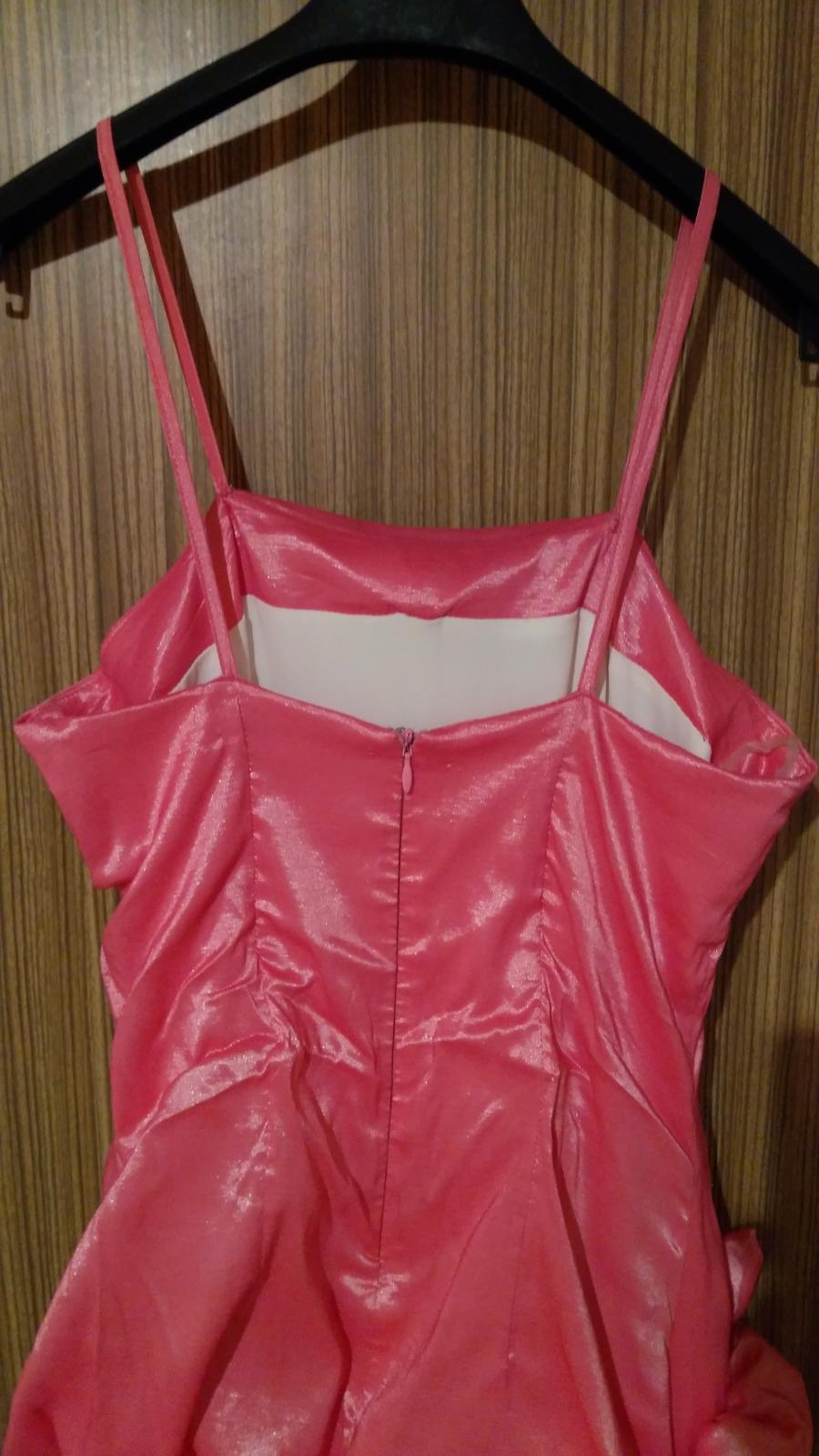 Spoločenské šaty 38-40 - Obrázok č. 2