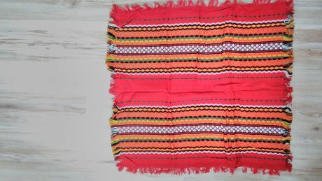 obrus maly cerveny - Obrázok č. 1