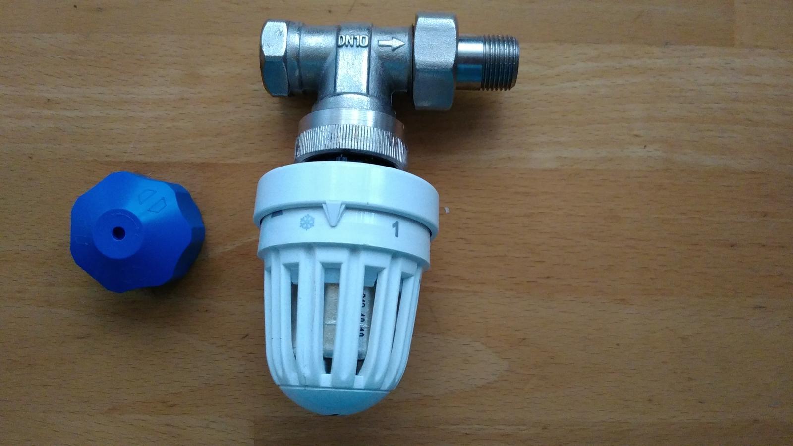 termostaticka hlavica DN10 - Obrázok č. 1
