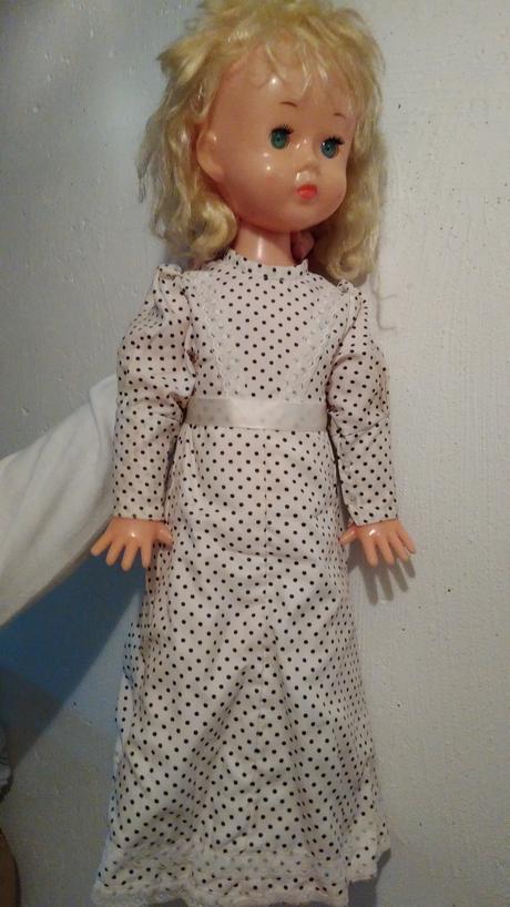 retro babika  - Obrázok č. 1