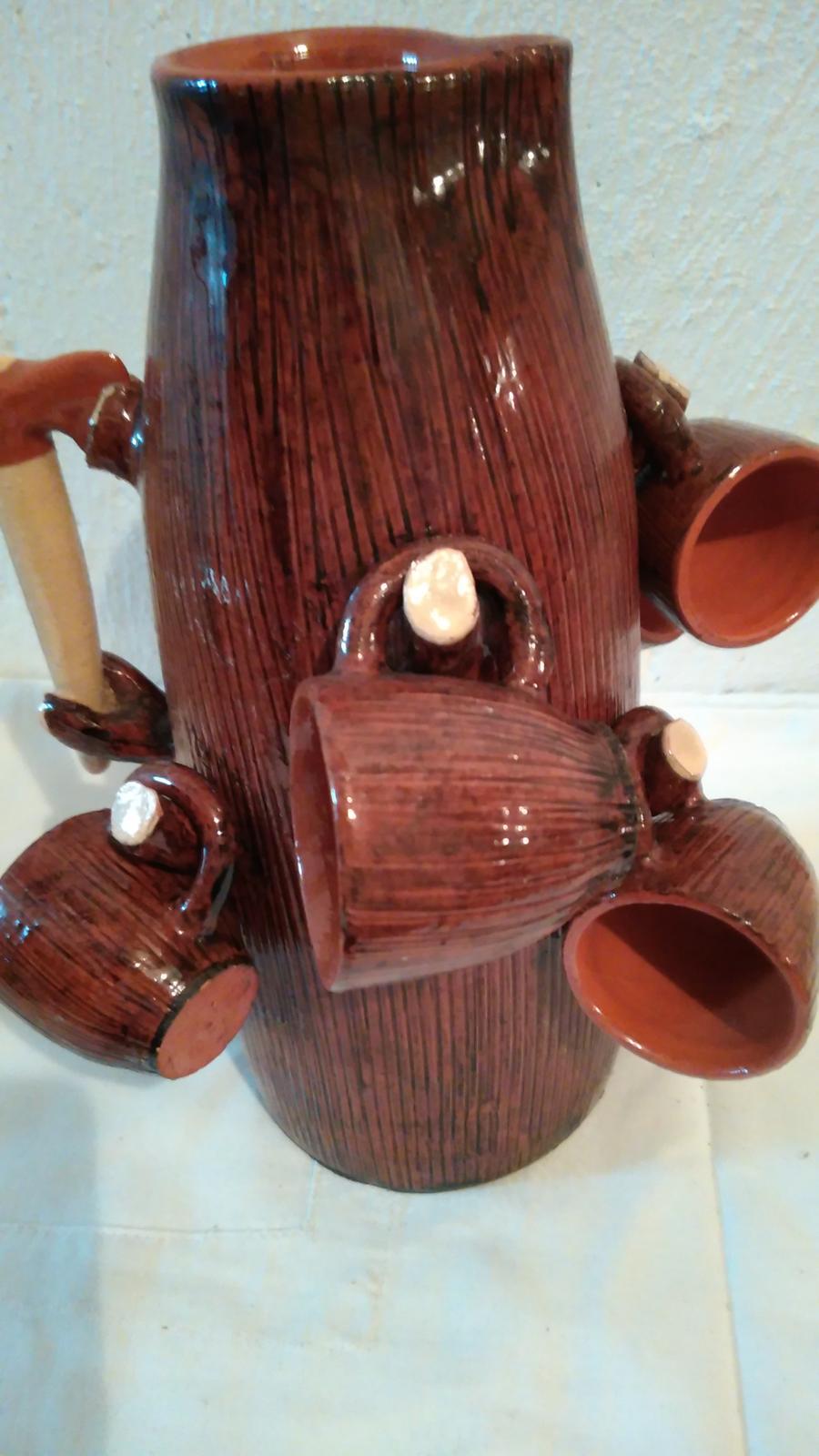 krčah s pohárikmi - Obrázok č. 1