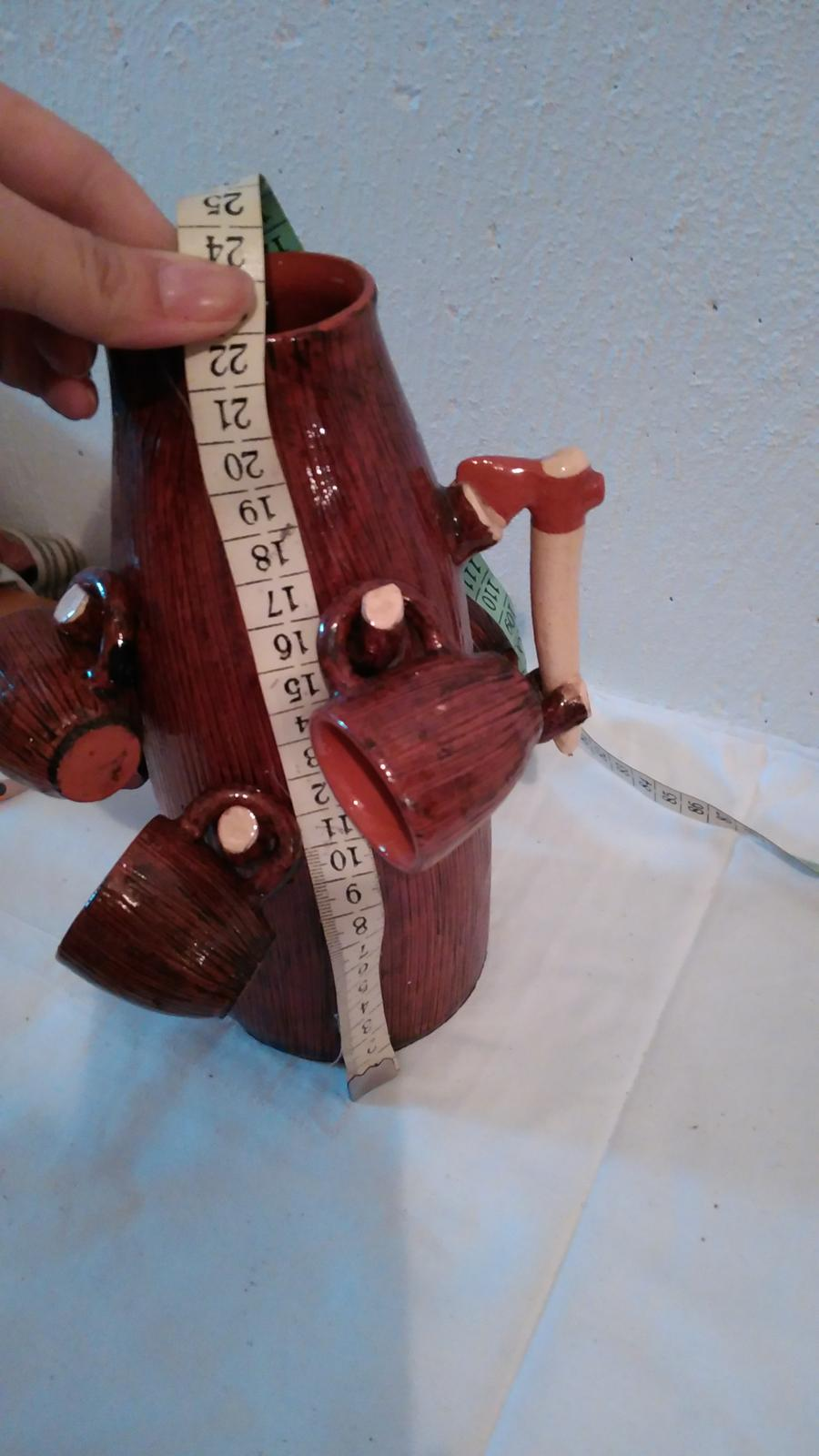 krčah s pohárikmi - Obrázok č. 3