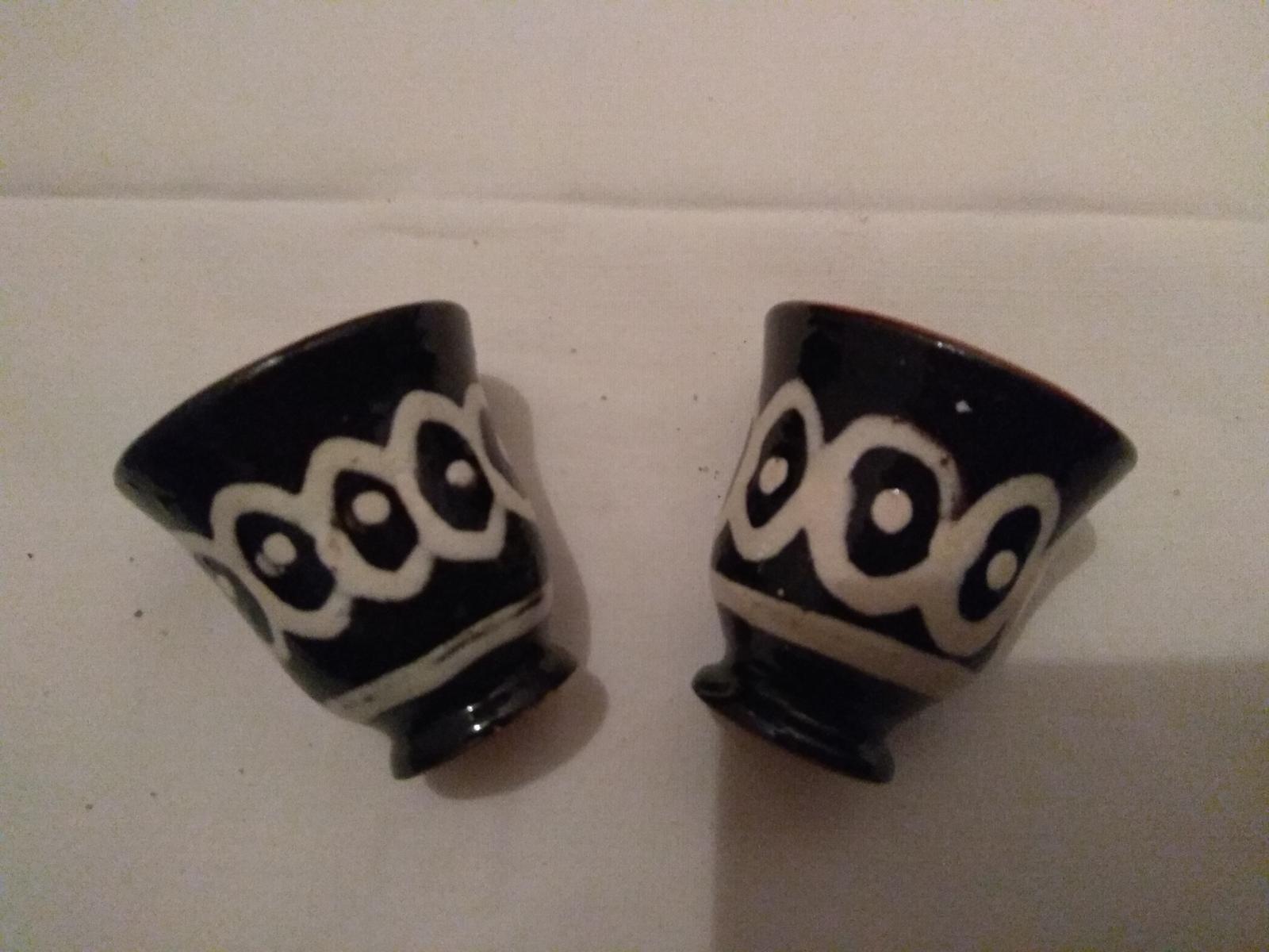 keramický džbán s pohárikmi - Obrázok č. 2