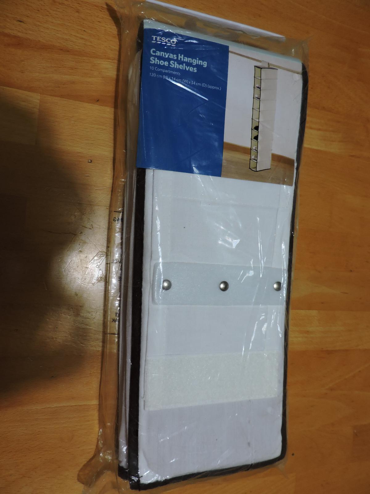závesný box na topánky - Obrázok č. 1