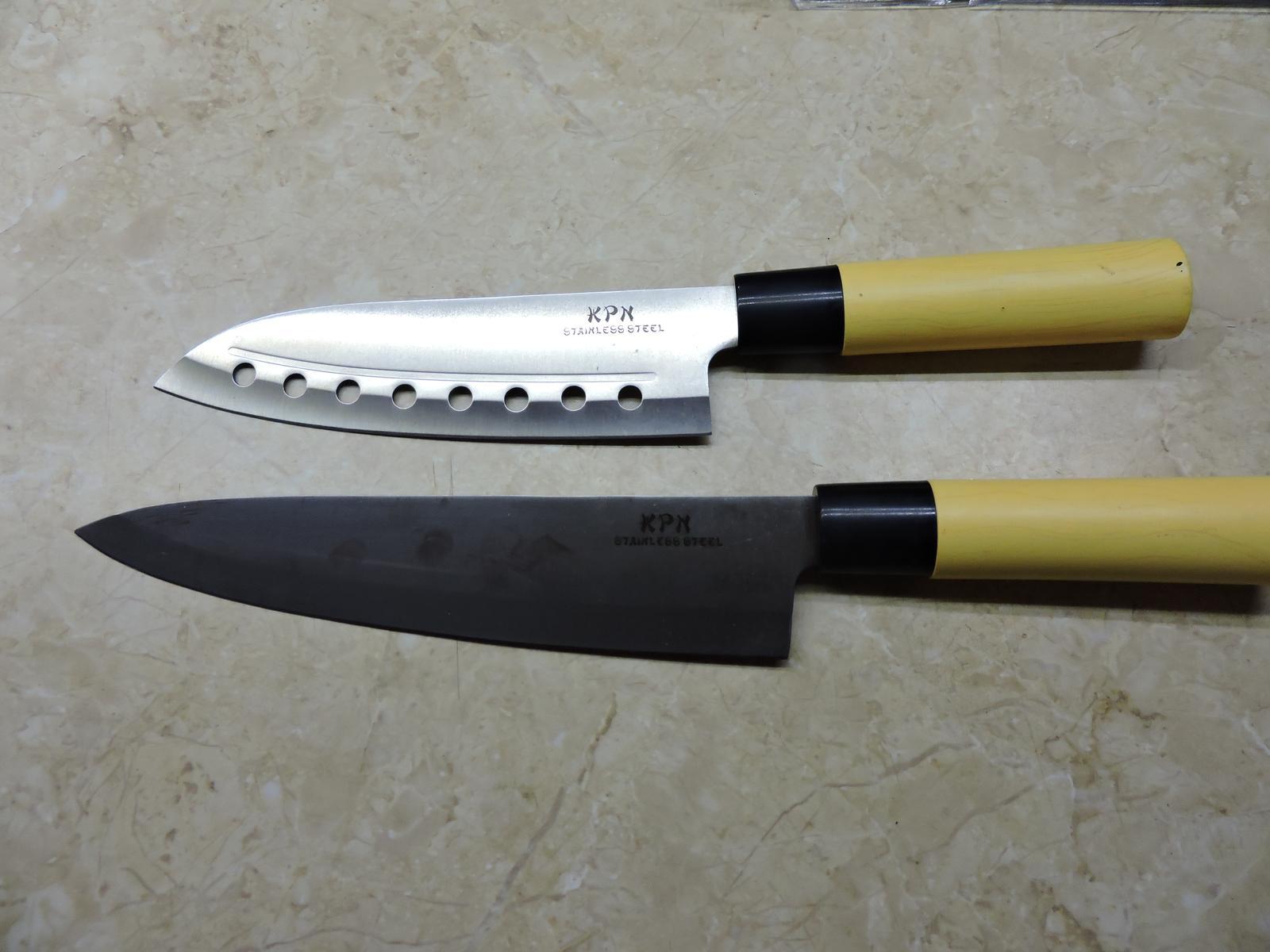 nože z antikorovej ocele - Obrázok č. 1