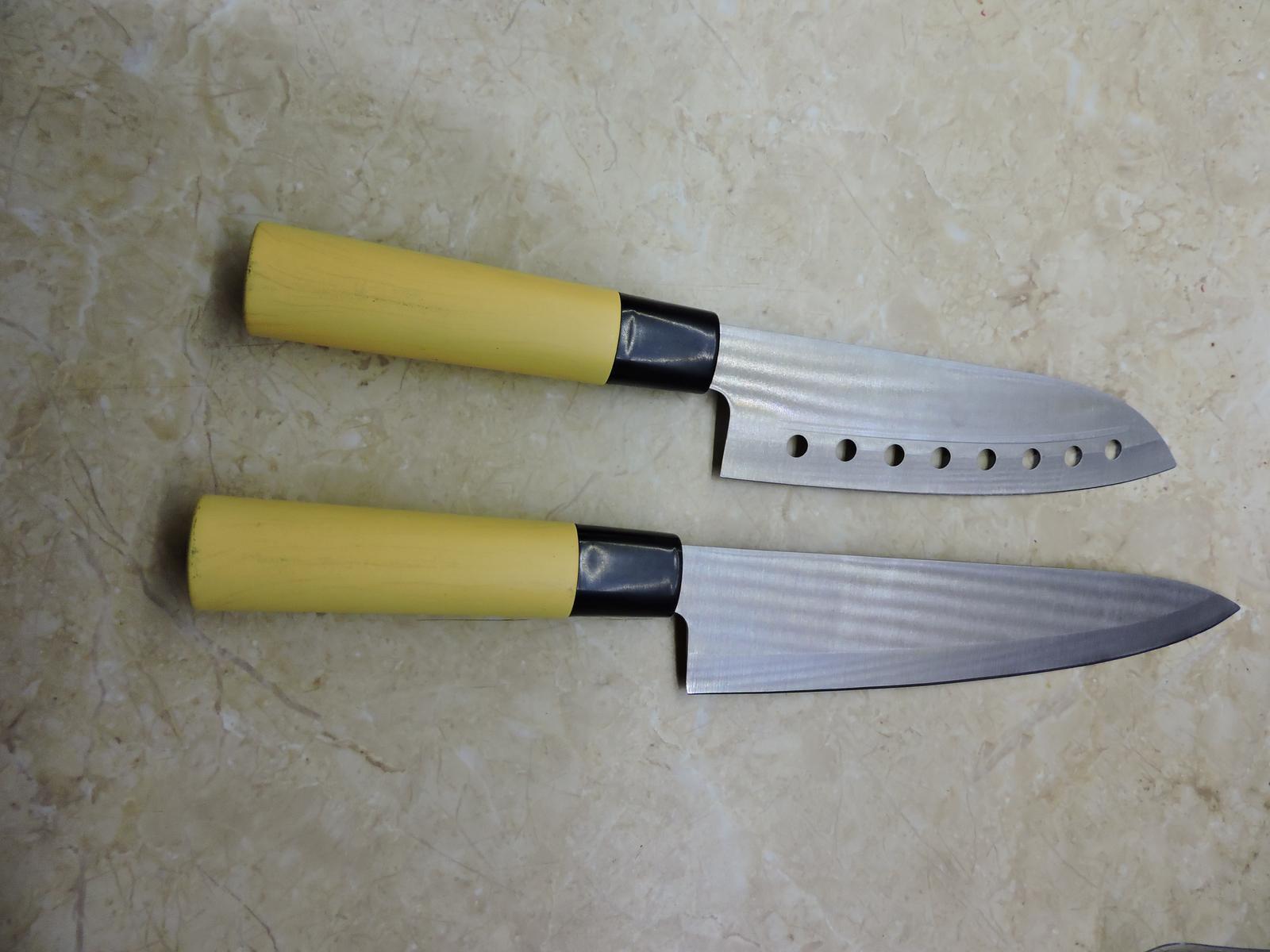 nože z antikorovej ocele - Obrázok č. 3
