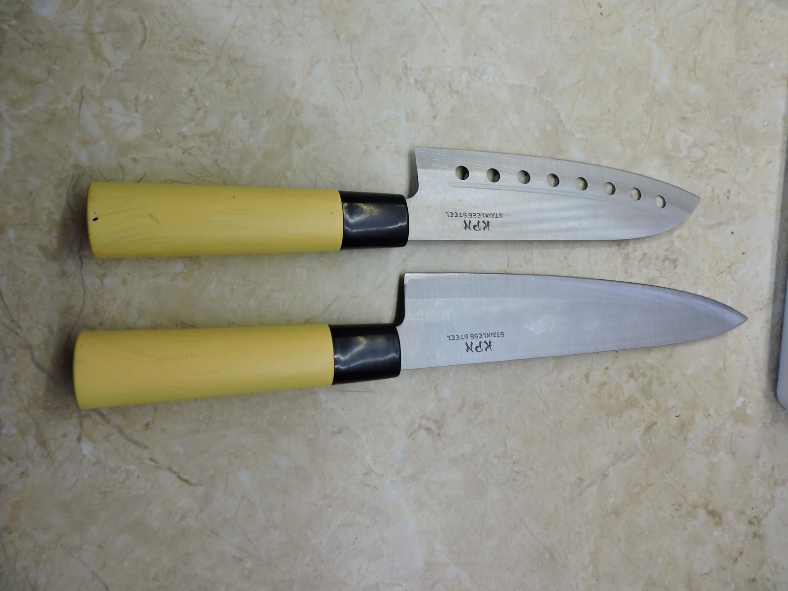 nože z antikorovej ocele - Obrázok č. 4