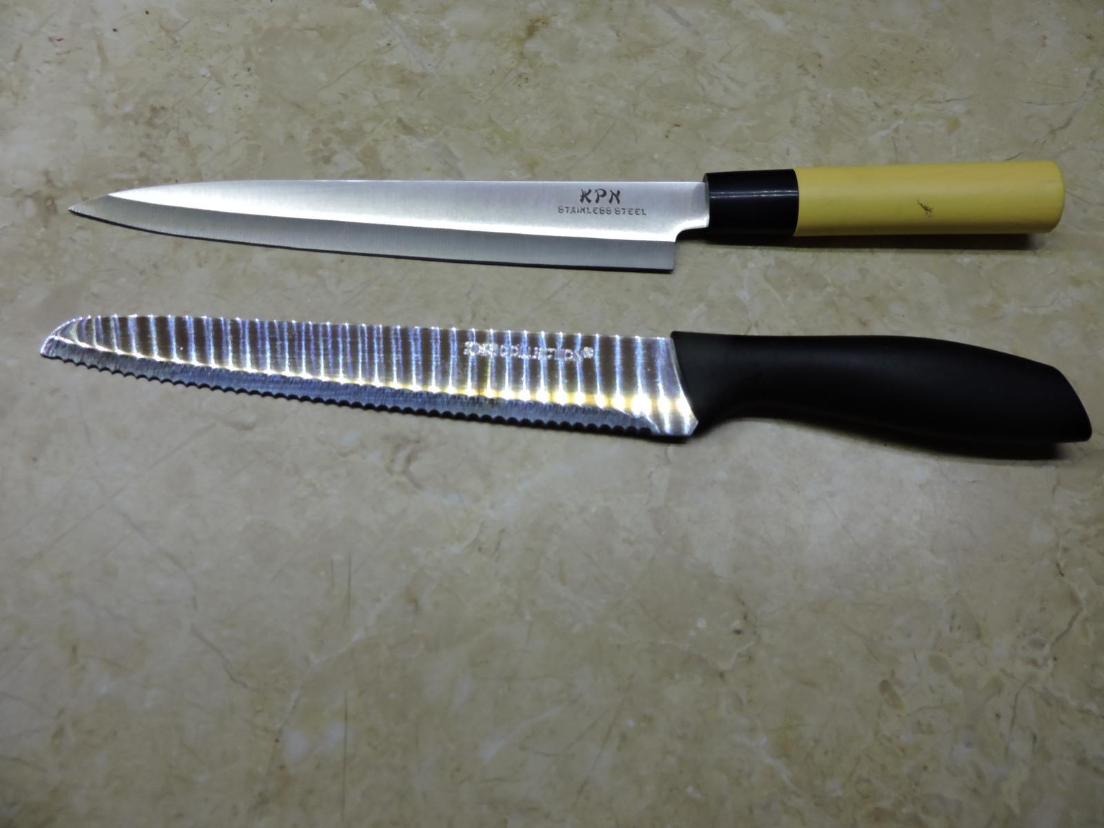 nože z nerezovej ocele 2 kusy - Obrázok č. 2