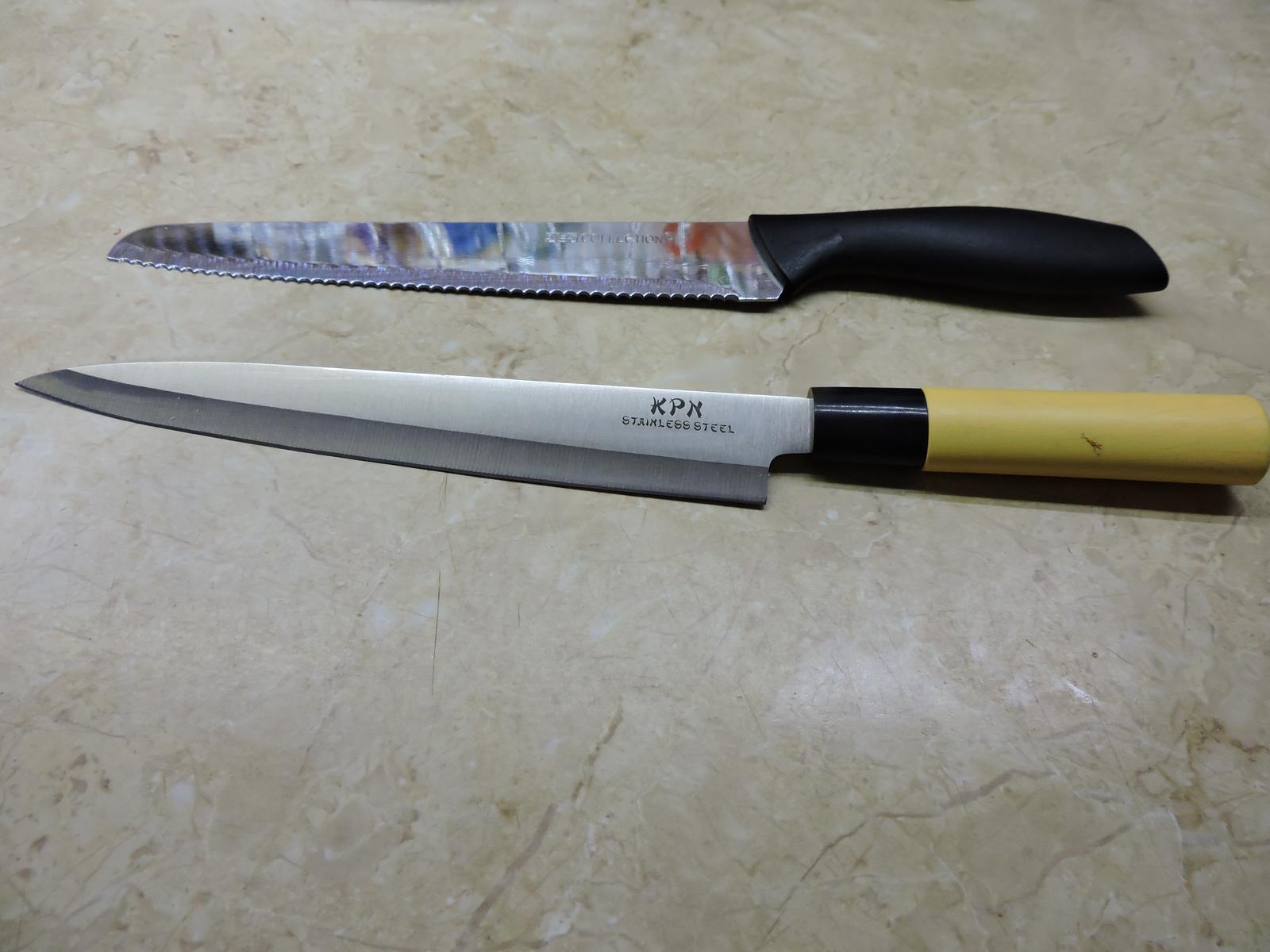 nože z nerezovej ocele 2 kusy - Obrázok č. 3