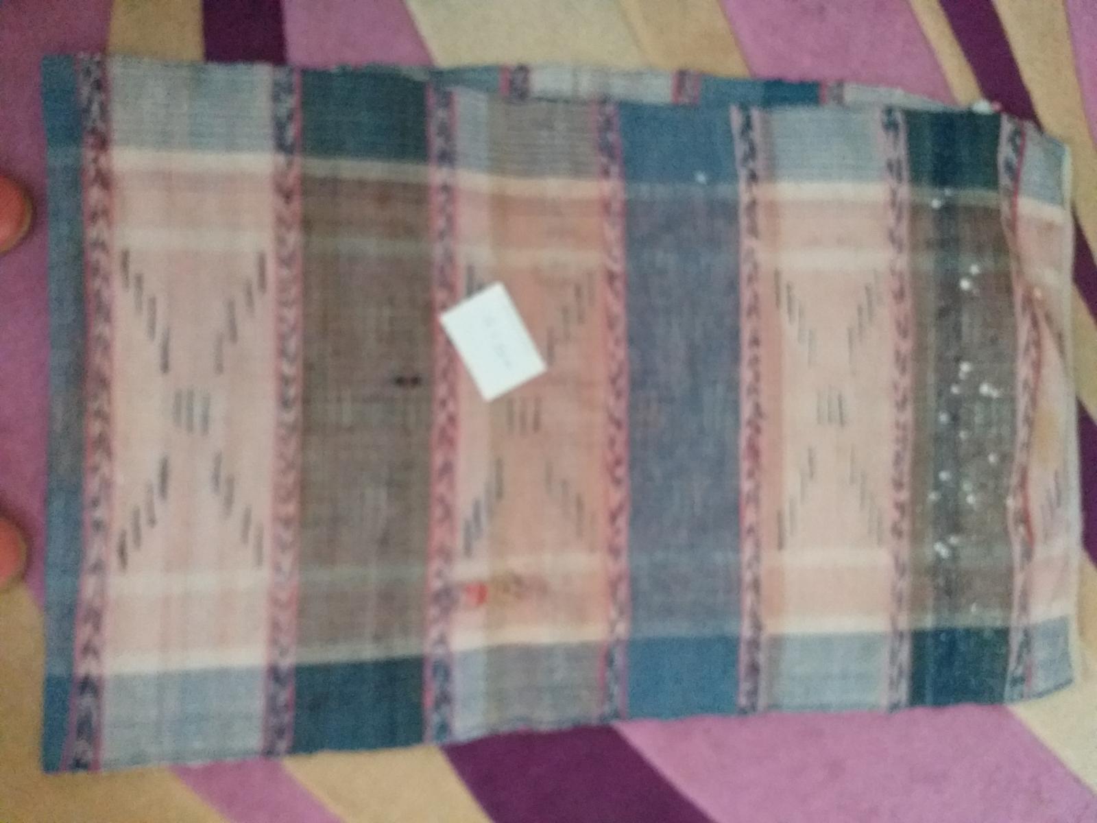 koberec ručne tkaný dlhý - Obrázok č. 1