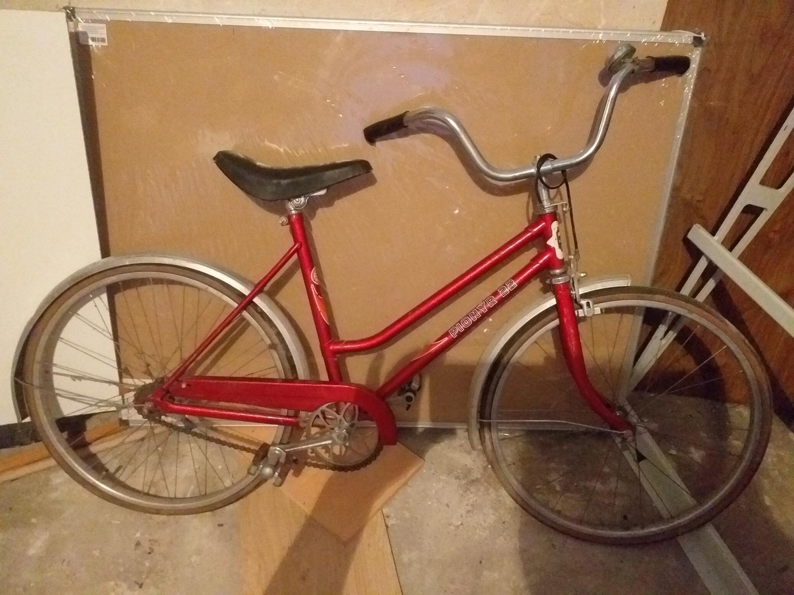 bicykel detský - Obrázok č. 1