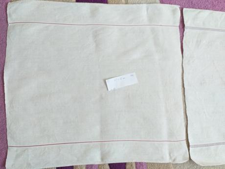 Utierky ľanové č. 1 a 2 - Obrázok č. 1