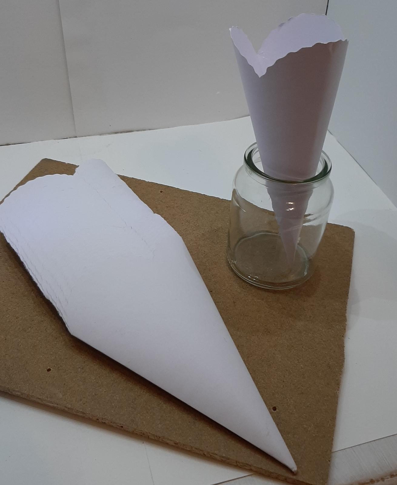 Kornouty na lístečky nebo popcorn - Obrázek č. 1