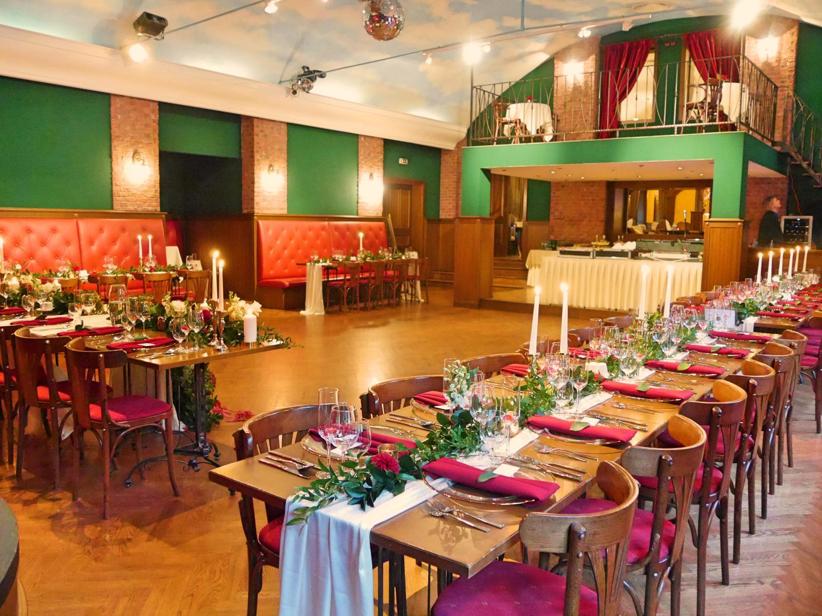 Jesenná svadba - Jesenná svadba - Madelaine