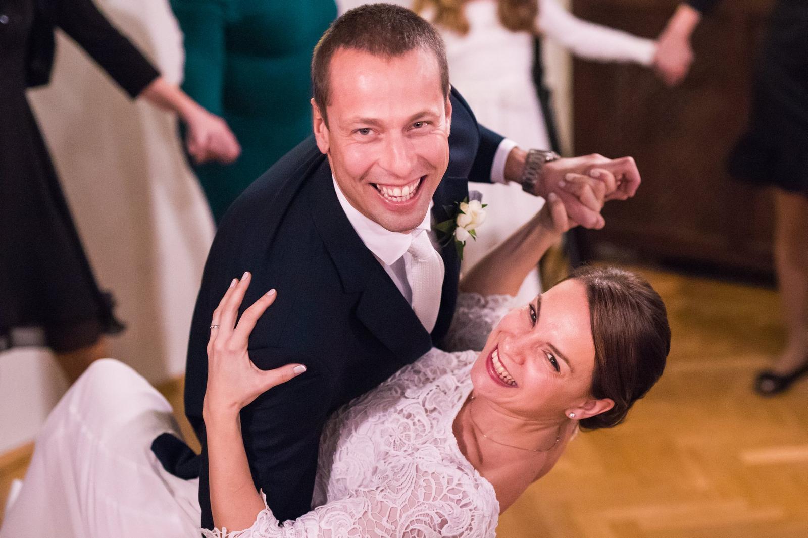 Svatební den, Sylva a Jiří Scheibinger - Obrázek č. 5