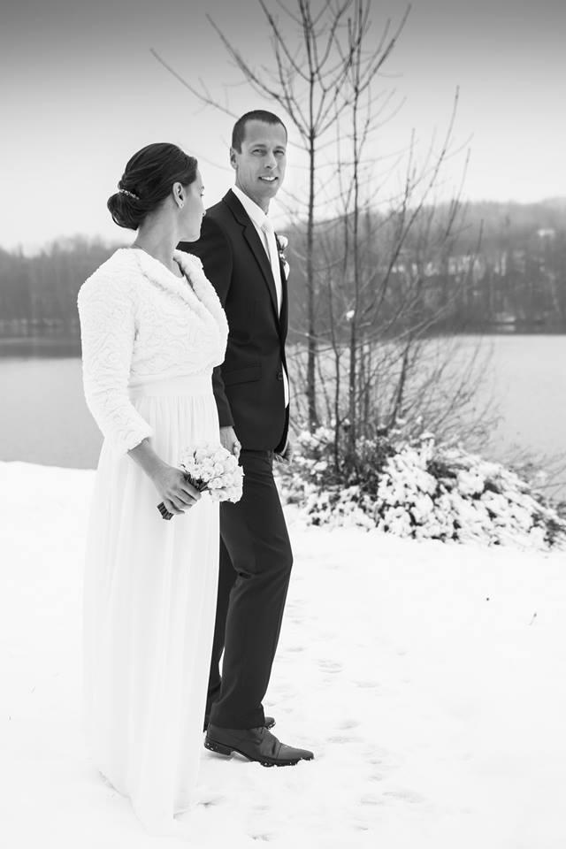 Svatební den, Sylva a Jiří Scheibinger - Obrázek č. 9