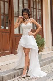 kratke/asymetricke svadobne saty z Talianska/Milana - Obrázok č. 2