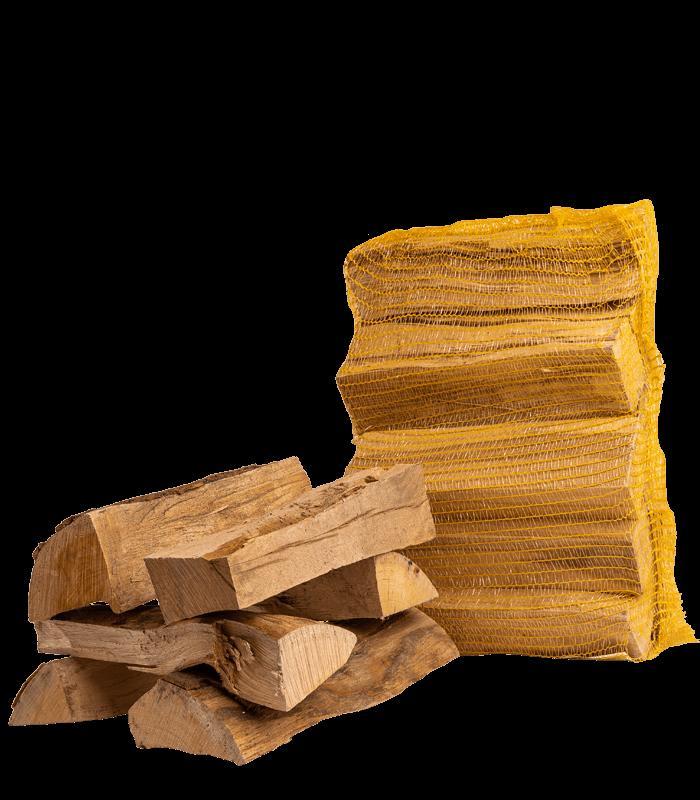 Super suché štiepané drevo v sieťkach - Obrázok č. 1
