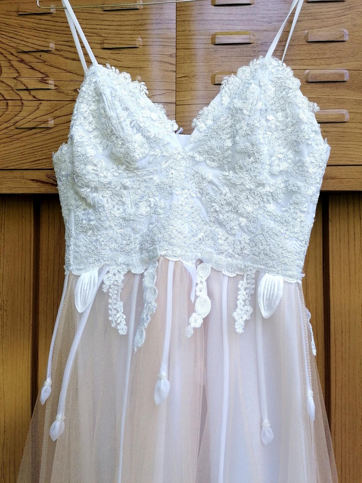Svadobné boho šaty - Obrázok č. 1