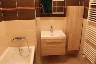 Kúpeľňa teraz