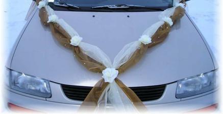výzdoba auta... dúfam, že sa podarí... :-)