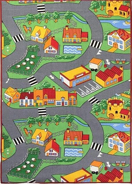 Koberec Village - Obrázok č. 1