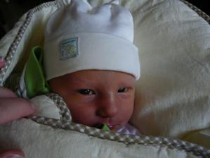 12.10.2009 se narodil náš poklad Zuzanka.