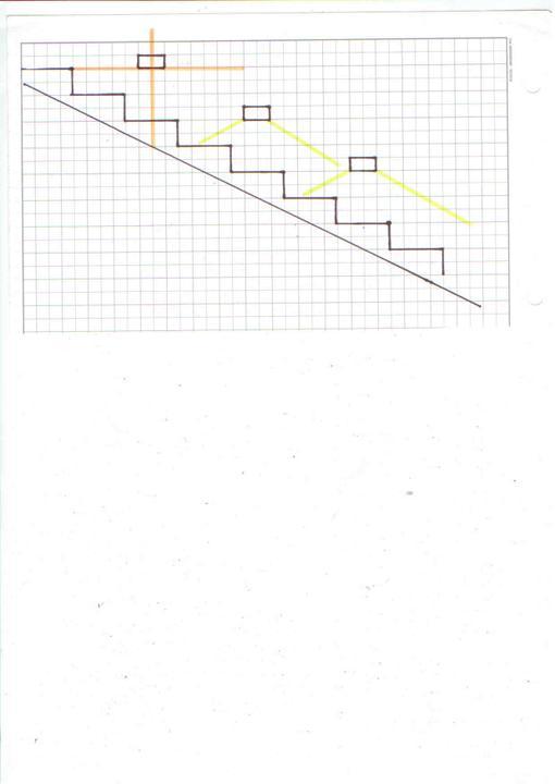 Náš  domček  - krok za krokom - Pre elisss54, náčrt nasvietenia schodov.