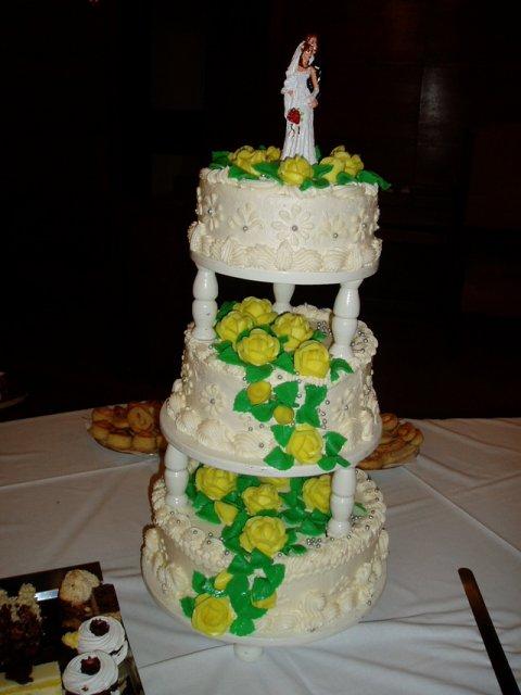 Klaudia Kravárová{{_AND_}}Štefan Molnár - ...naša svadobná tortička ...
