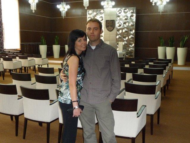 Monicska a Petusko 07.08.2010 - my dvaja