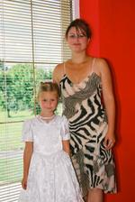 Muj svedek - sestricka s dceruskou druzickou
