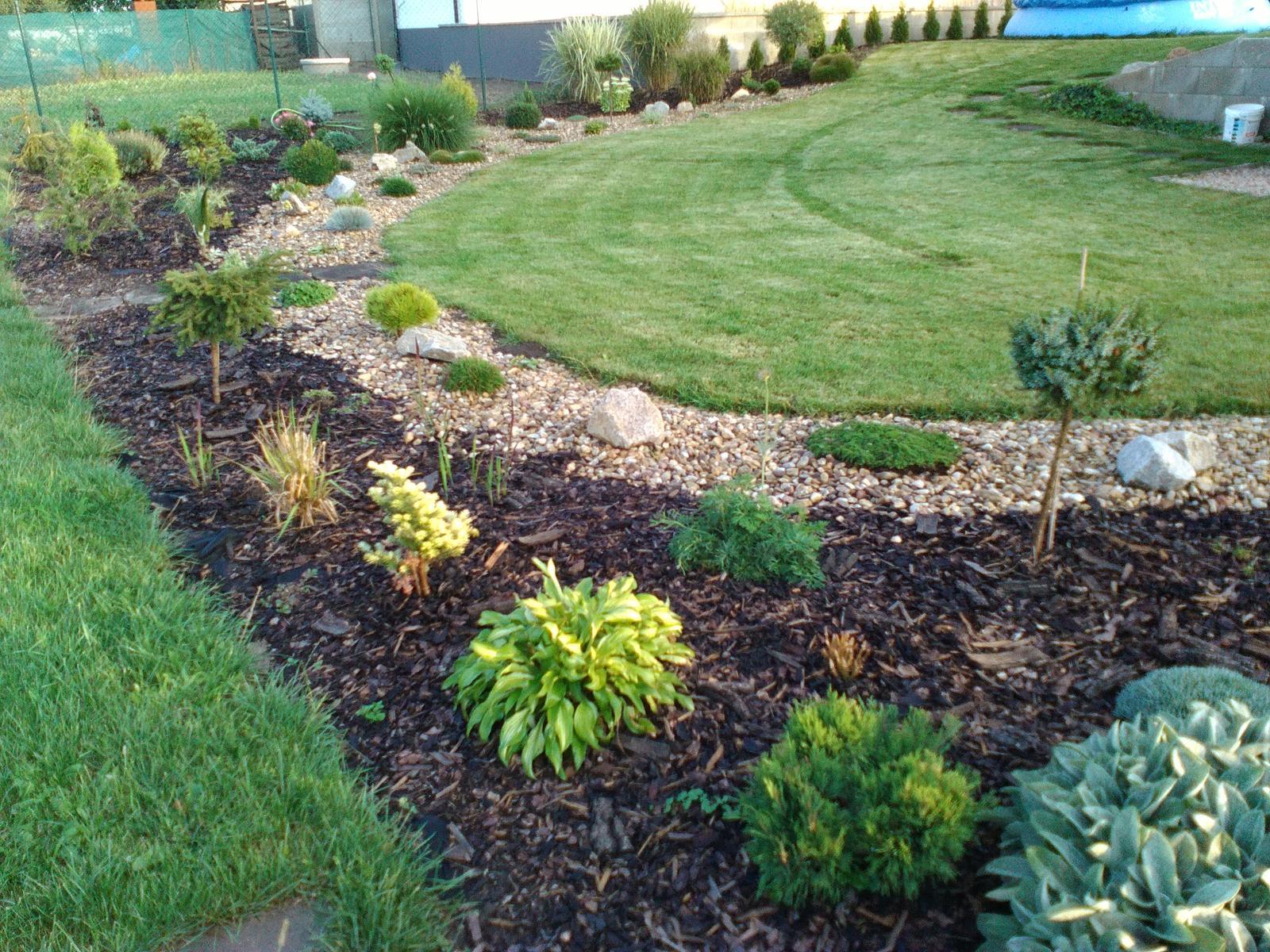 Zahrada a předzahrádka - Obrázek č. 94