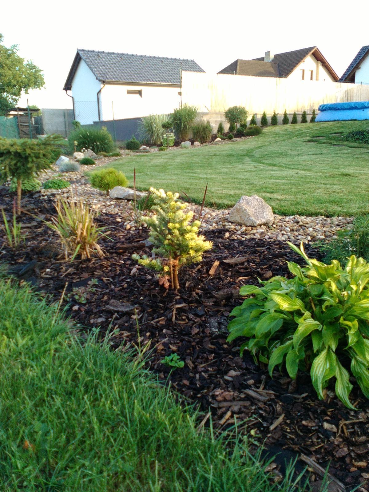 Zahrada a předzahrádka - Obrázek č. 95