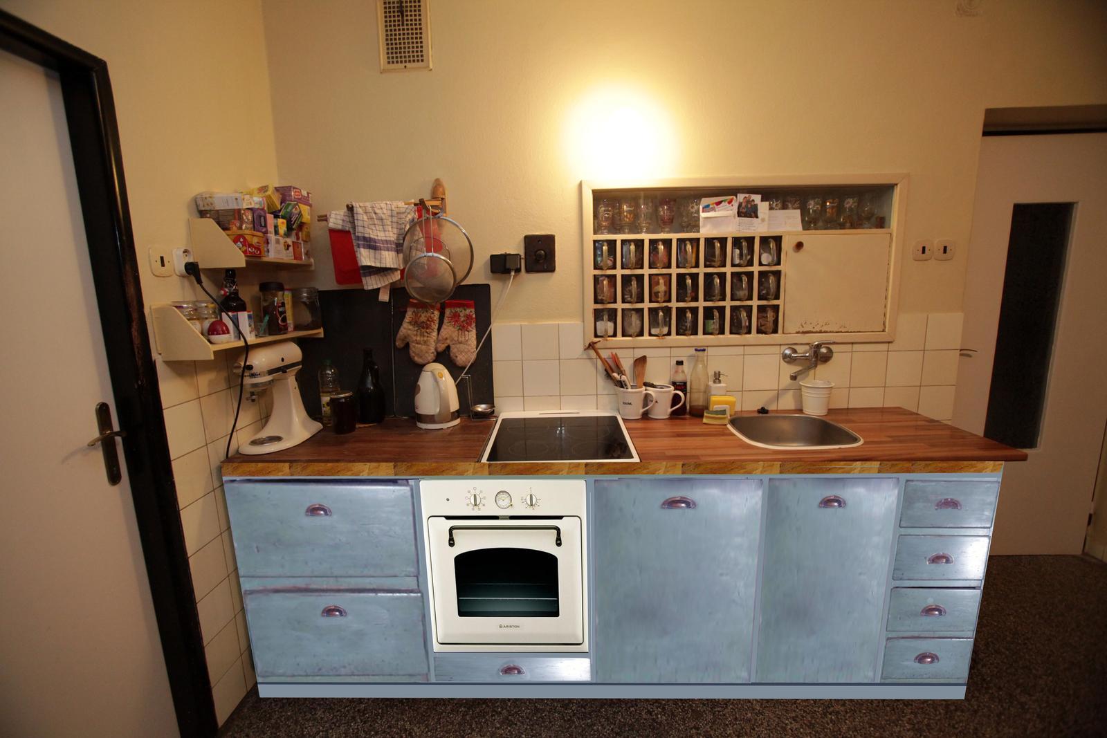 Modernizujeme kuchyňku - Obrázek č. 25