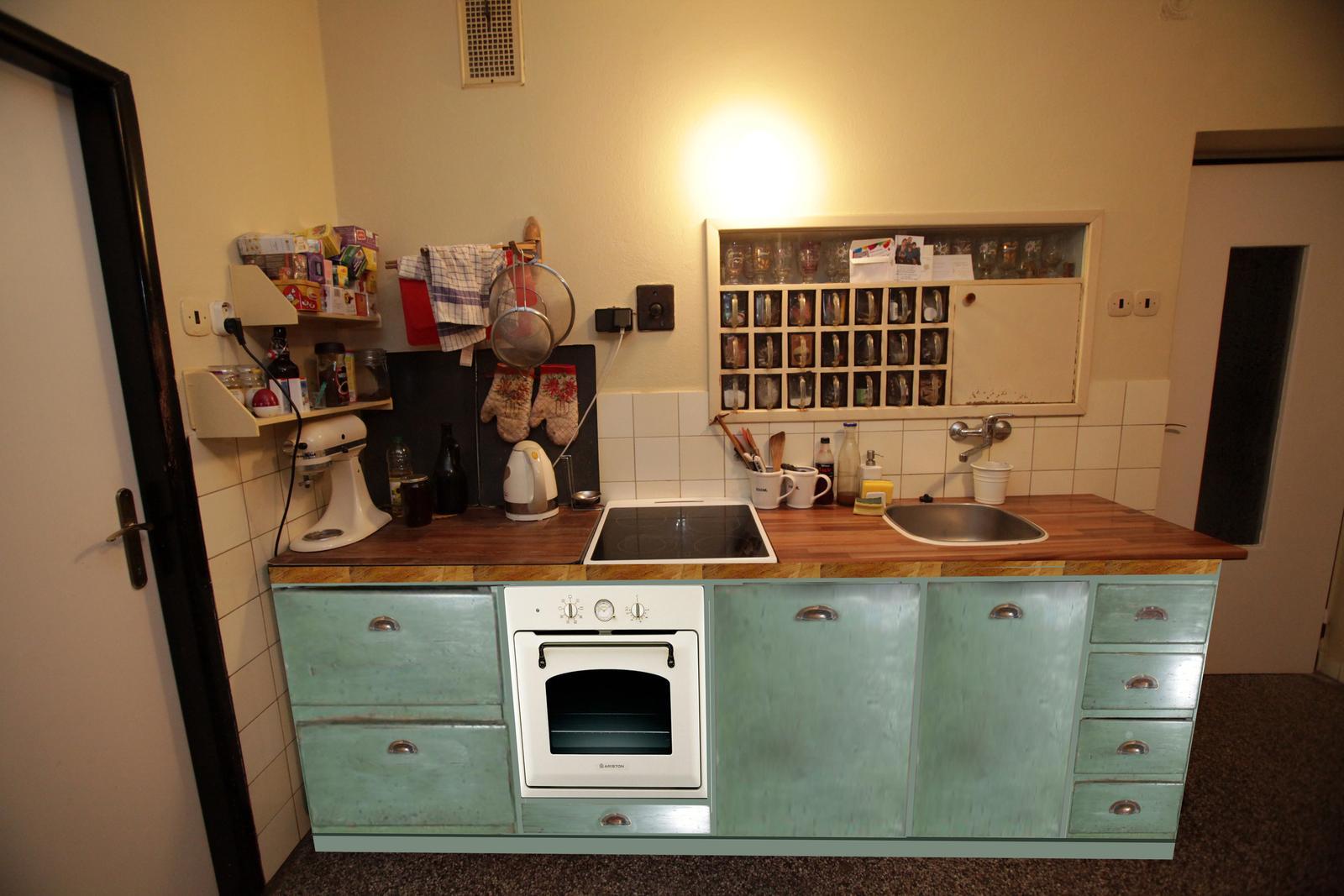 Modernizujeme kuchyňku - Obrázek č. 26